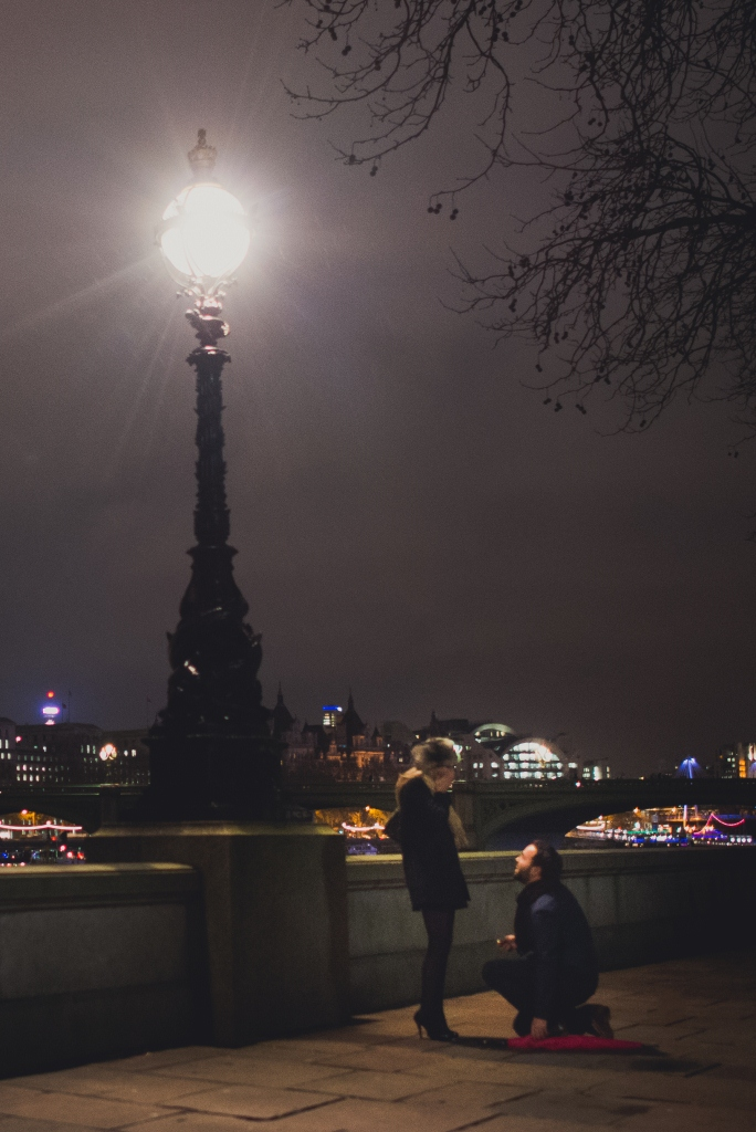 Image 3 of Romantic London Marriage Proposal