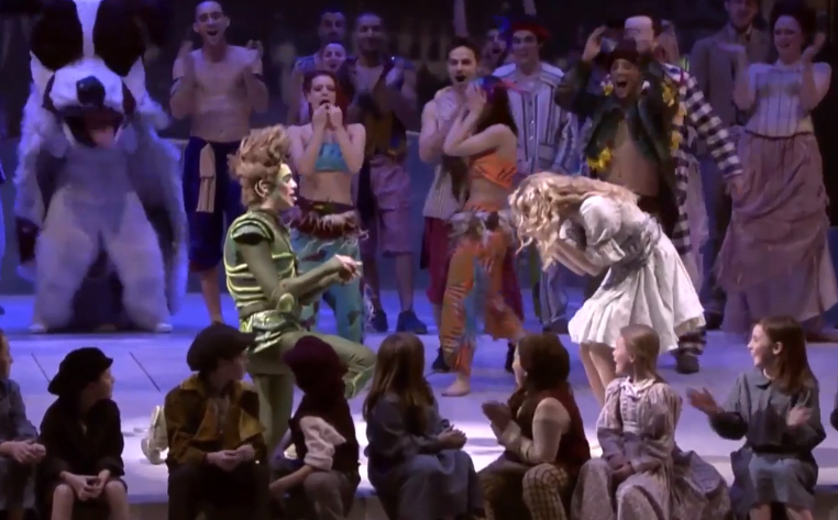 Image 3 of Peter Pan Marriage Proposal in Glasgow