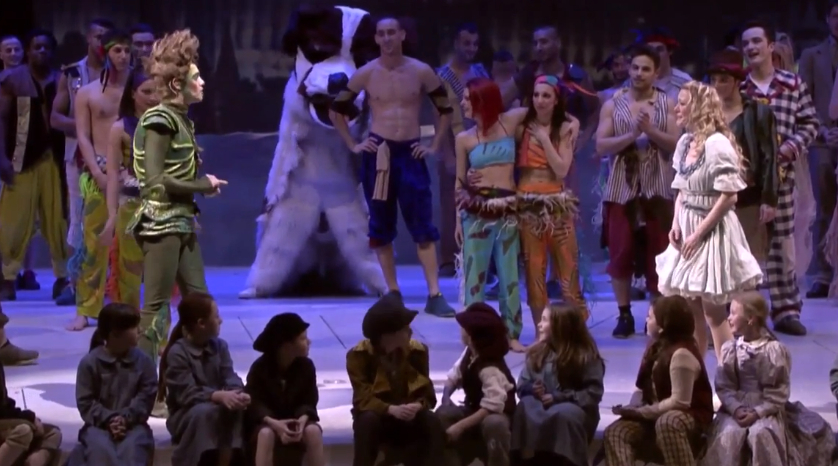 Image 1 of Peter Pan Marriage Proposal in Glasgow