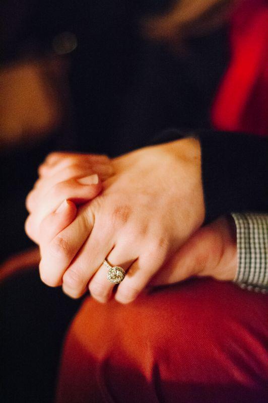 pretty engagement rings