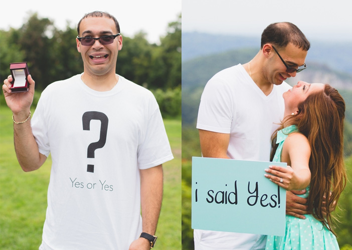 Image 13 of Picnic Proposal with the Whole Family