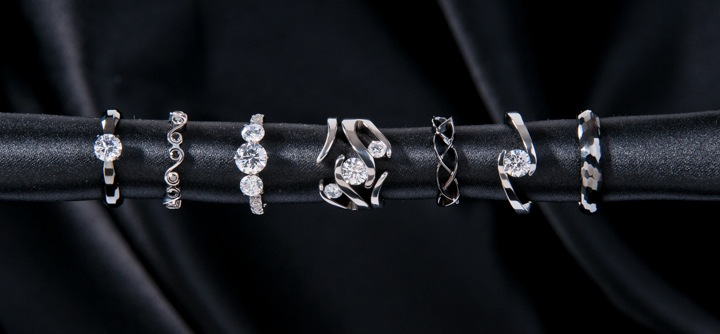 Image 2 of Tension Set Rings: What They Are & Why We Love Them