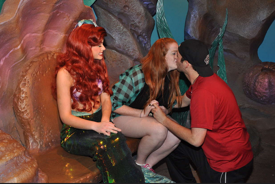 Image 3 of Blaire and Josh | Engaged at Disney