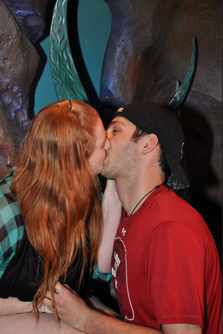 Image 4 of Blaire and Josh | Engaged at Disney