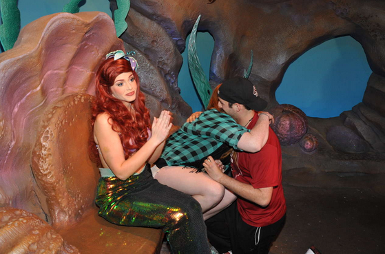 Image 5 of Blaire and Josh | Engaged at Disney
