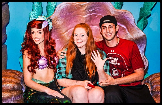 Image 9 of Blaire and Josh | Engaged at Disney