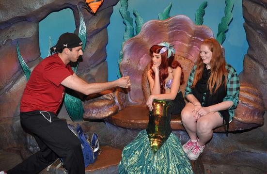 Image 14 of Blaire and Josh | Engaged at Disney