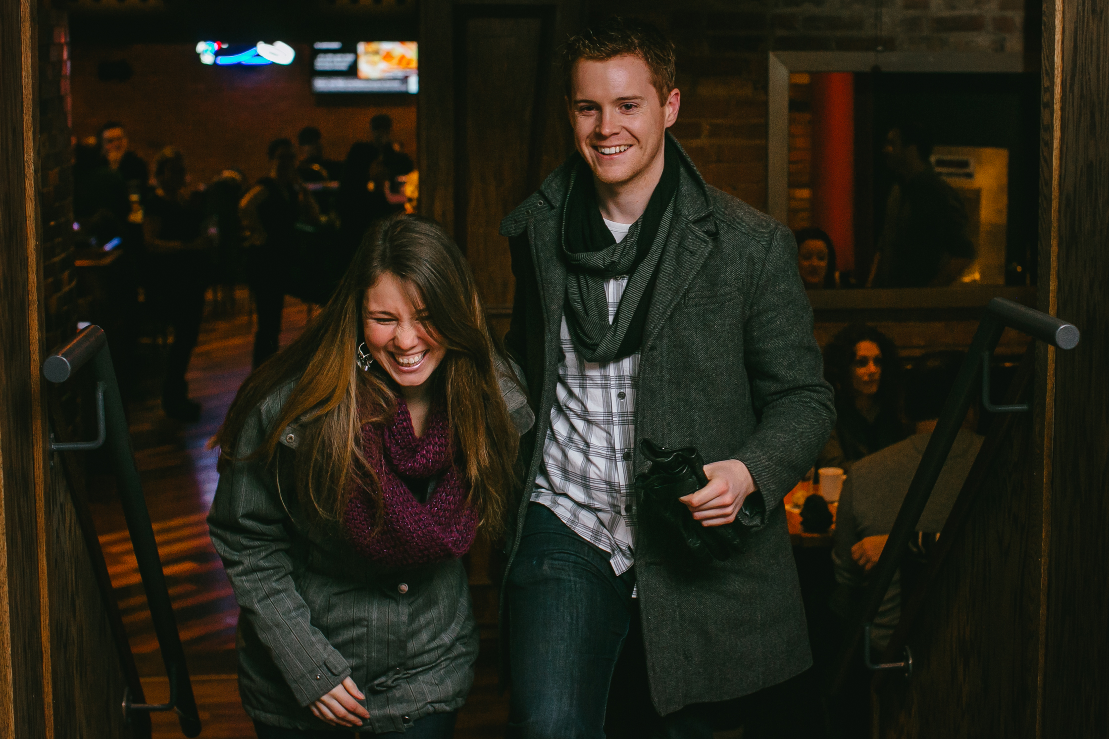 Image 33 of Cutest Christmas Proposal Ever | Brittany  and Tim