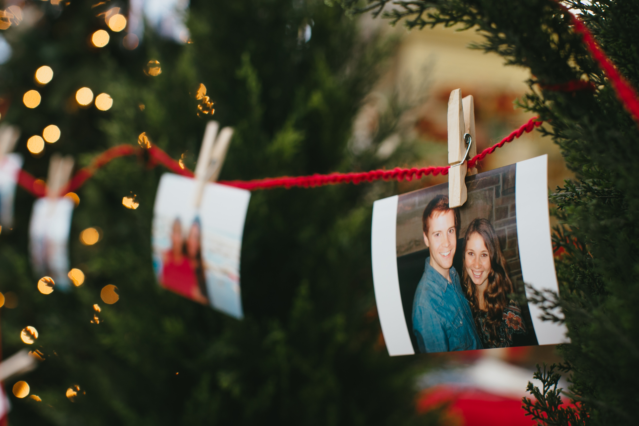 Image 7 of Cutest Christmas Proposal Ever | Brittany  and Tim