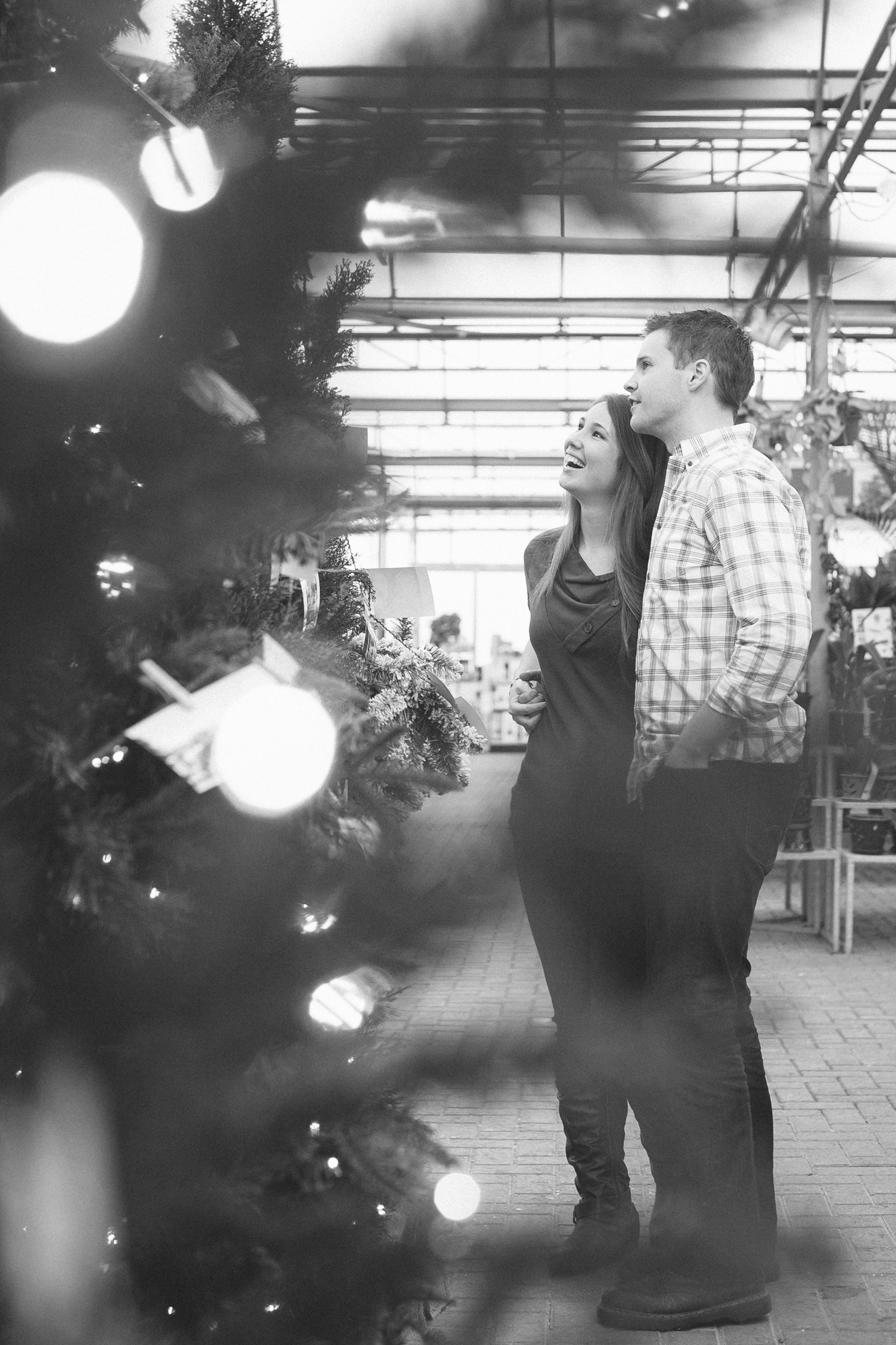 Image 11 of Cutest Christmas Proposal Ever | Brittany  and Tim