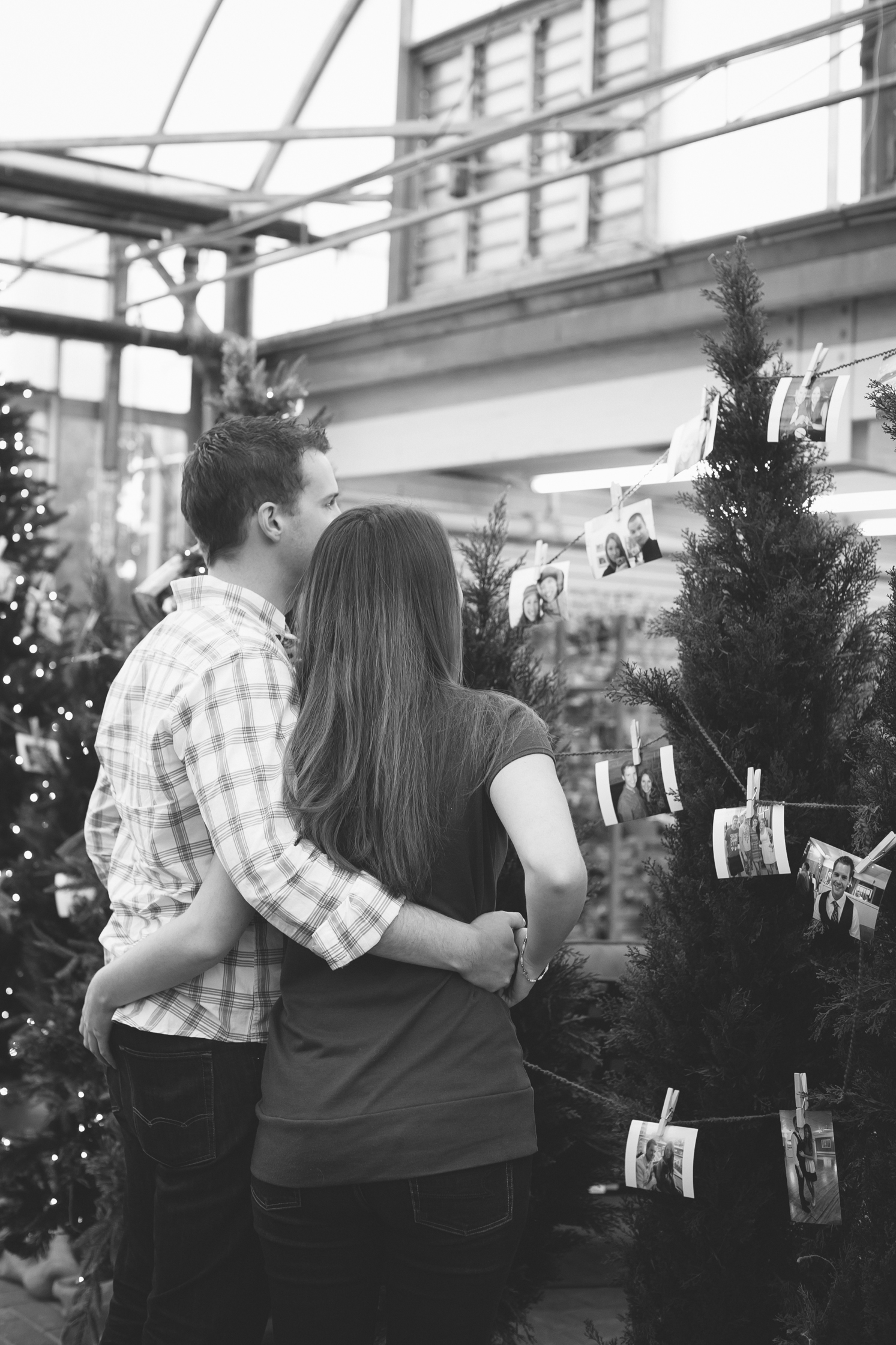 Image 12 of Cutest Christmas Proposal Ever | Brittany  and Tim
