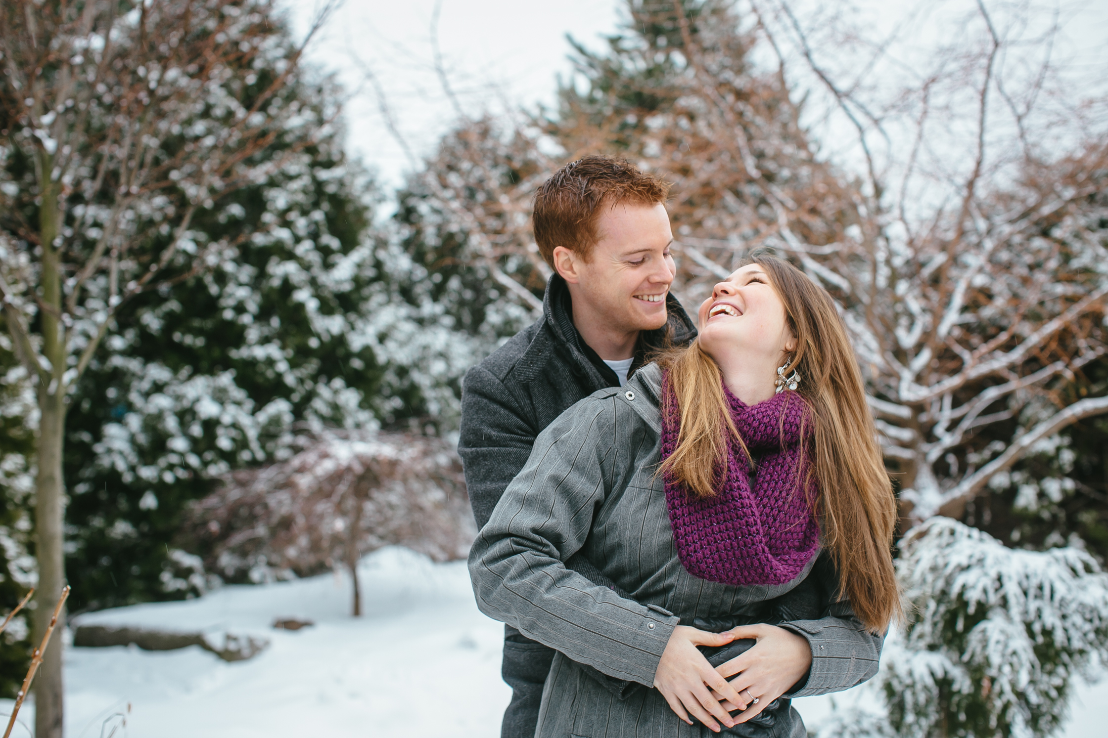 Image 29 of Cutest Christmas Proposal Ever | Brittany  and Tim