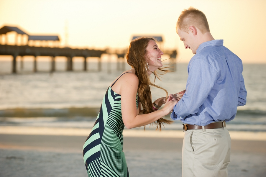 Image 11 of Anslee and Chaten   A Beach Proposal