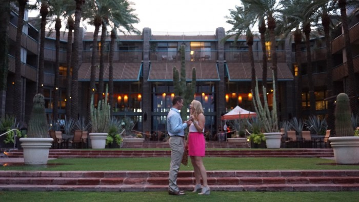 Image 1 of Shane Co. Couple: Amanda and Tim's Romantic Vacation Proposal