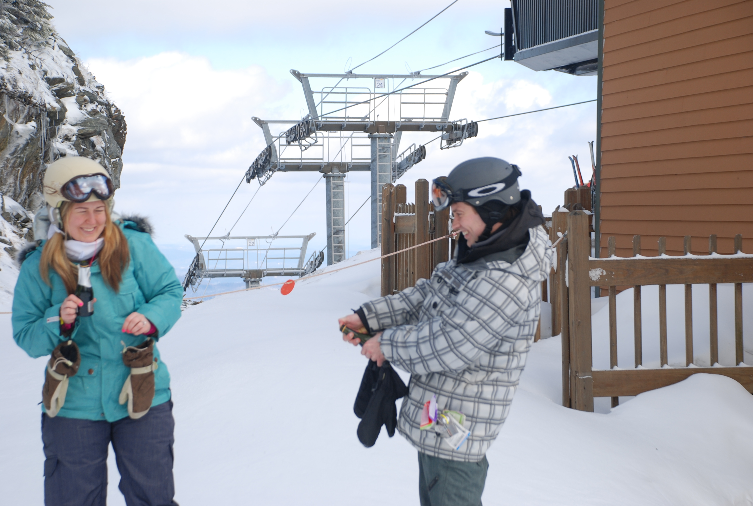 Image 5 of Kate and Chris | Snowboard Proposal