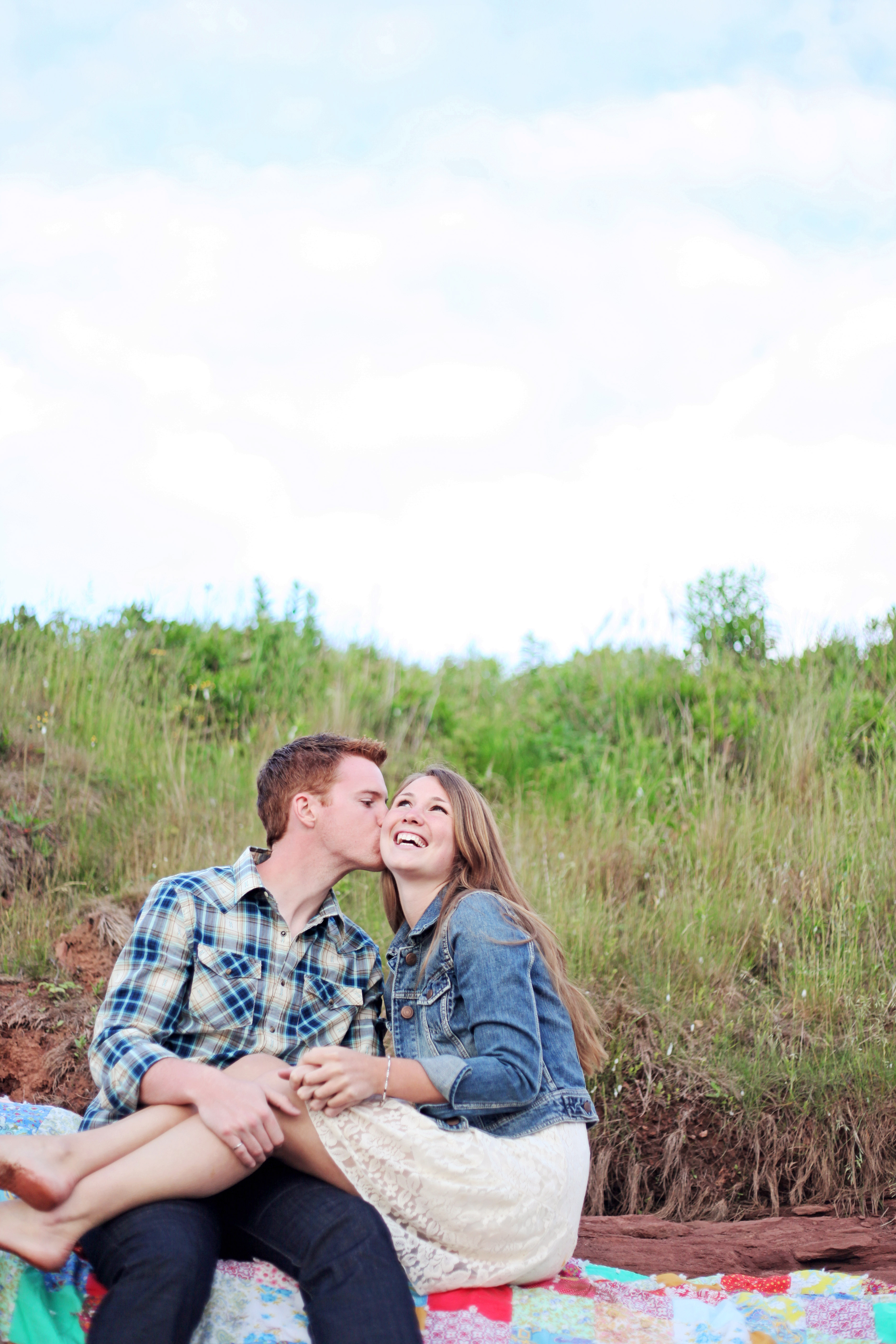 Image 4 of Cutest Christmas Proposal Ever | Brittany  and Tim