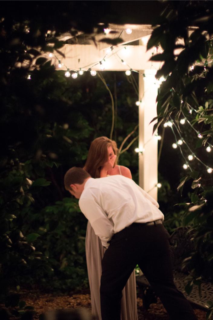 Marriage Proposal in a Beautiful Garden_K+T-11