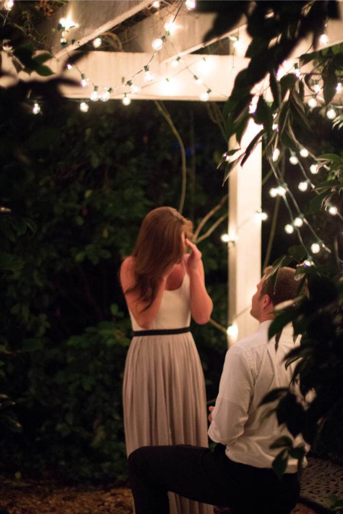 Marriage Proposal in a Beautiful Garden_K+T-13