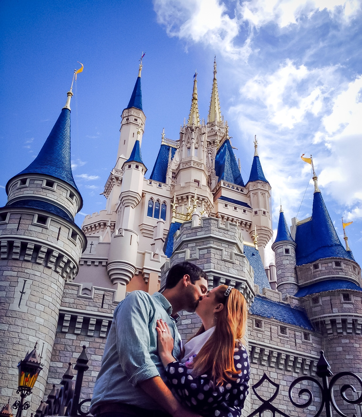 Image 11 of Blaire and Josh | Engaged at Disney