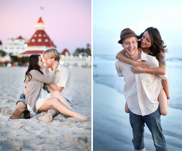 Image 9 of Seth and Erinda | Beachy Engagement Shoot