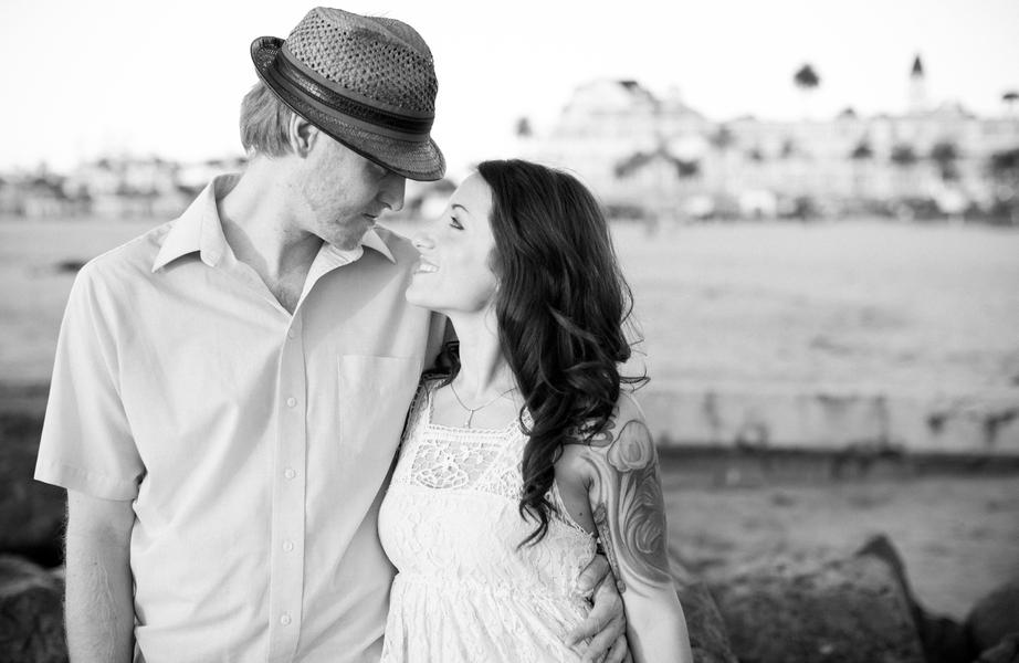 Image 8 of Seth and Erinda | Beachy Engagement Shoot