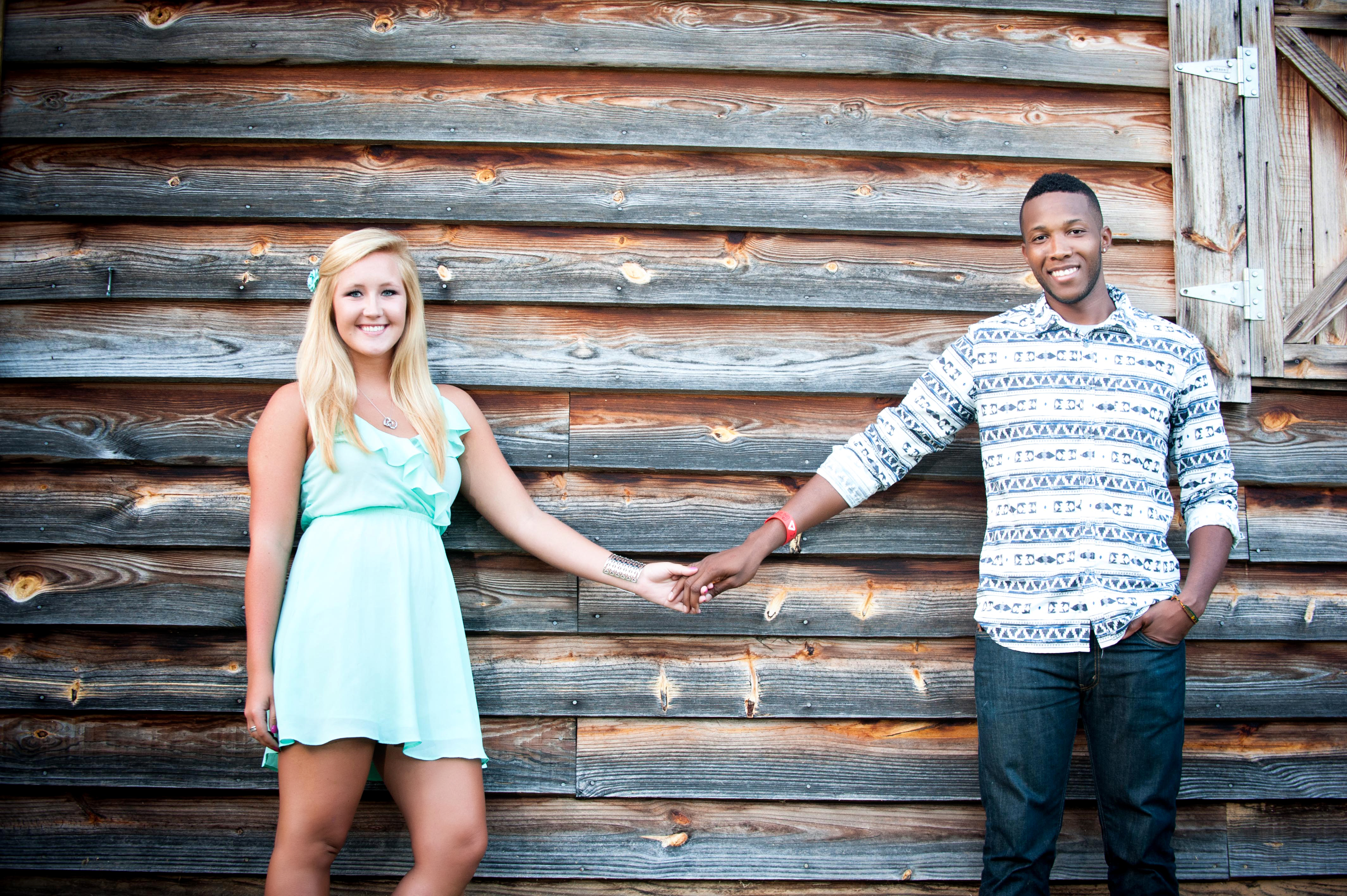 Image 5 of Jessica and De'Angelo | Barn-Style Proposal