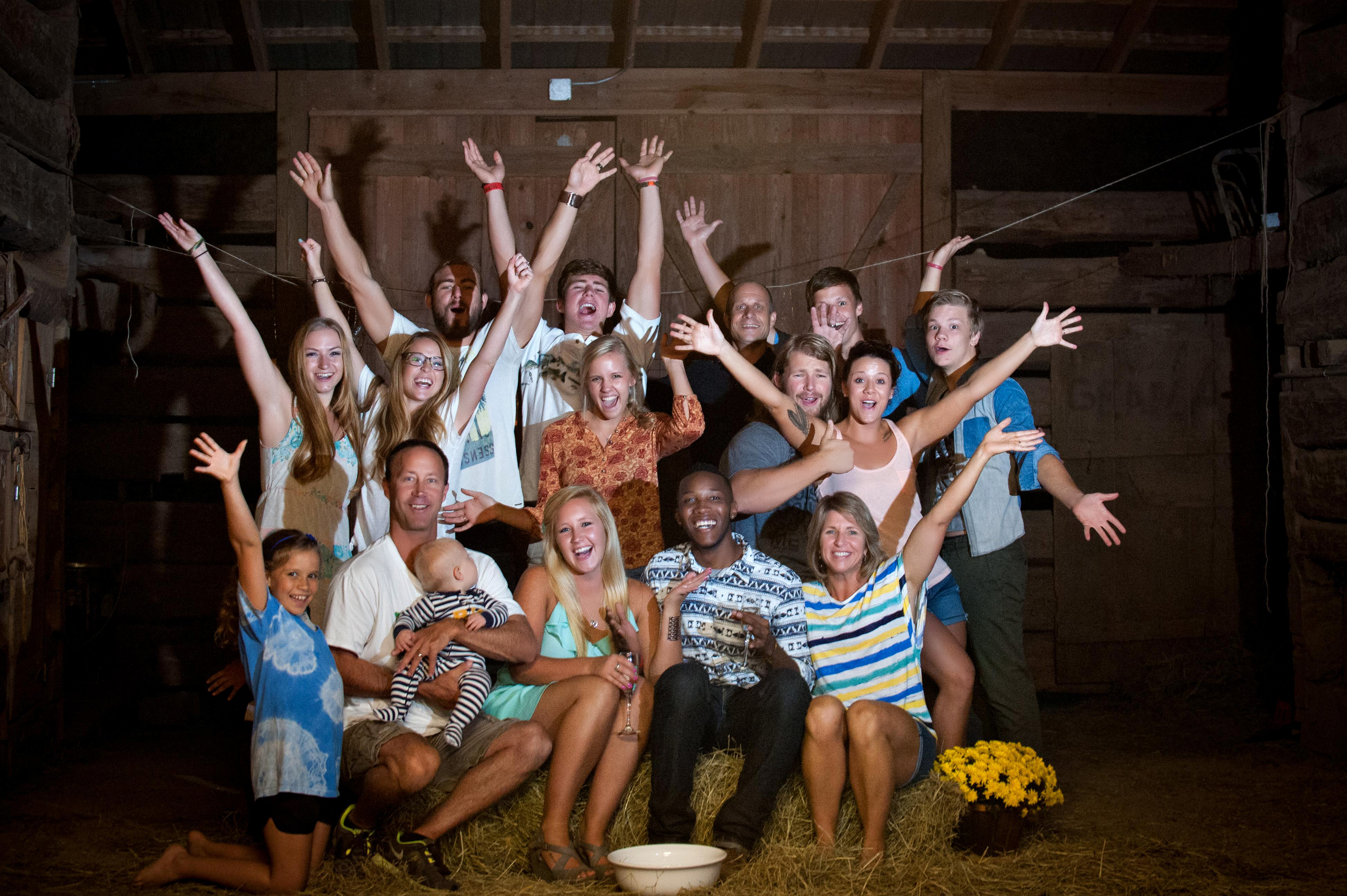 Image 22 of Jessica and De'Angelo | Barn-Style Proposal