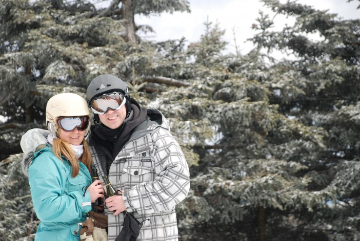 Image 11 of Kate and Chris | Snowboard Proposal