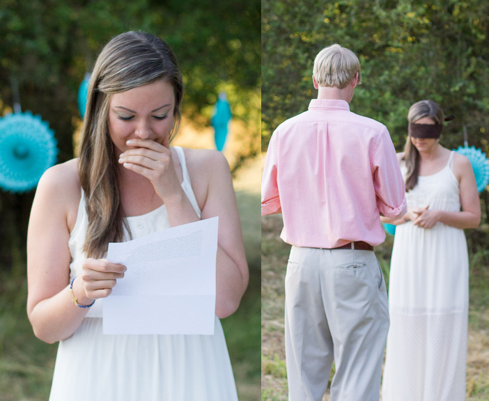 An Adorably Sweet Marriage Proposal