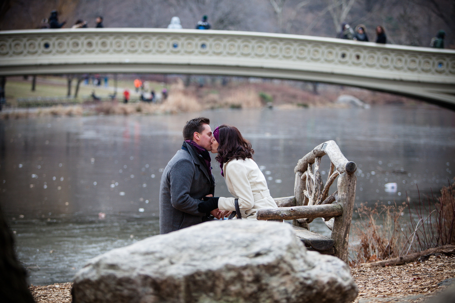 Image 5 of Marriage Proposal in Central Park | Matthieu and Sam