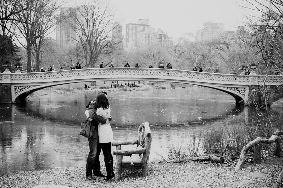 Image 7 of Marriage Proposal in Central Park | Matthieu and Sam