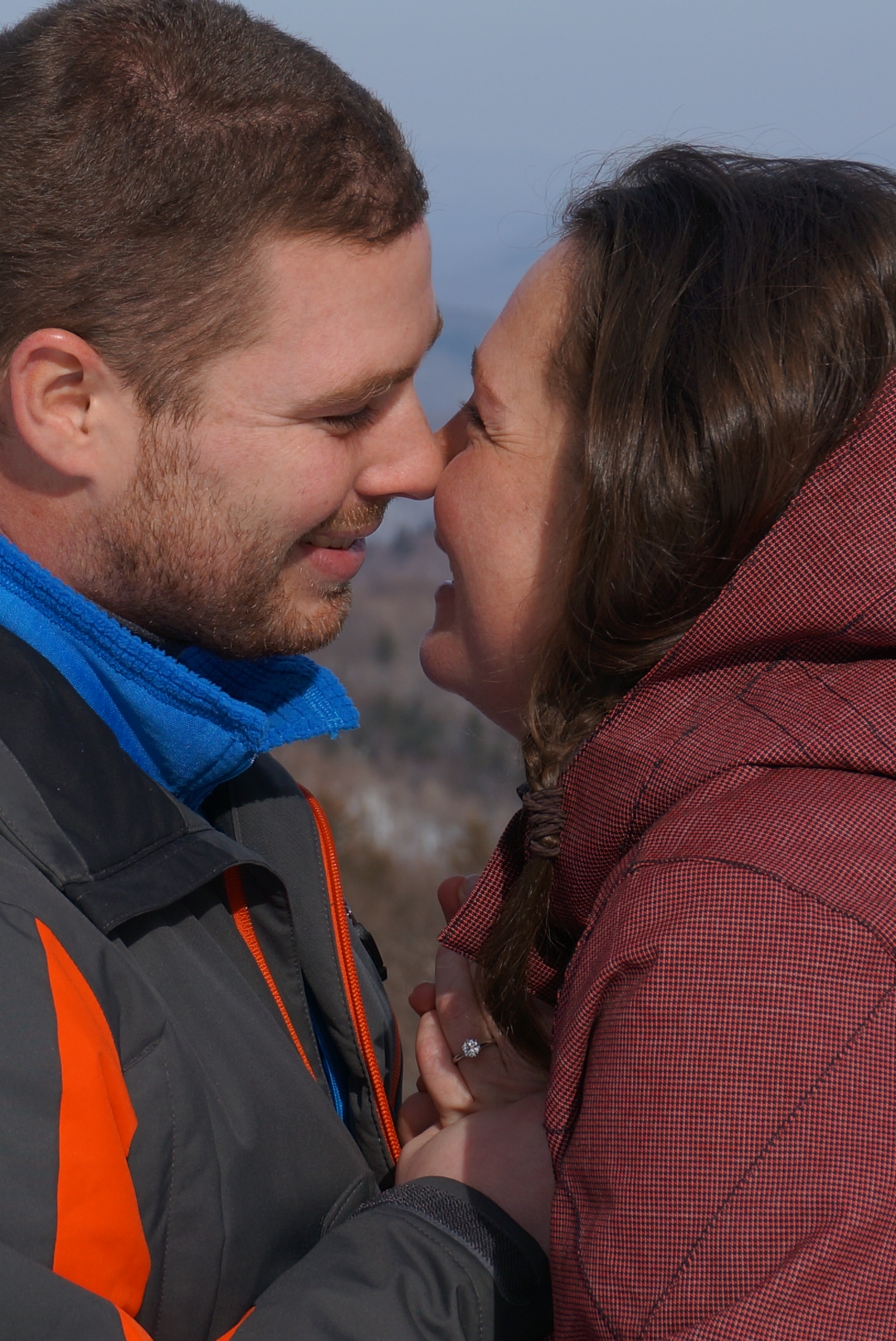 Image 12 of Sarah and Jimmy | The Perfect Mountaintop Proposal
