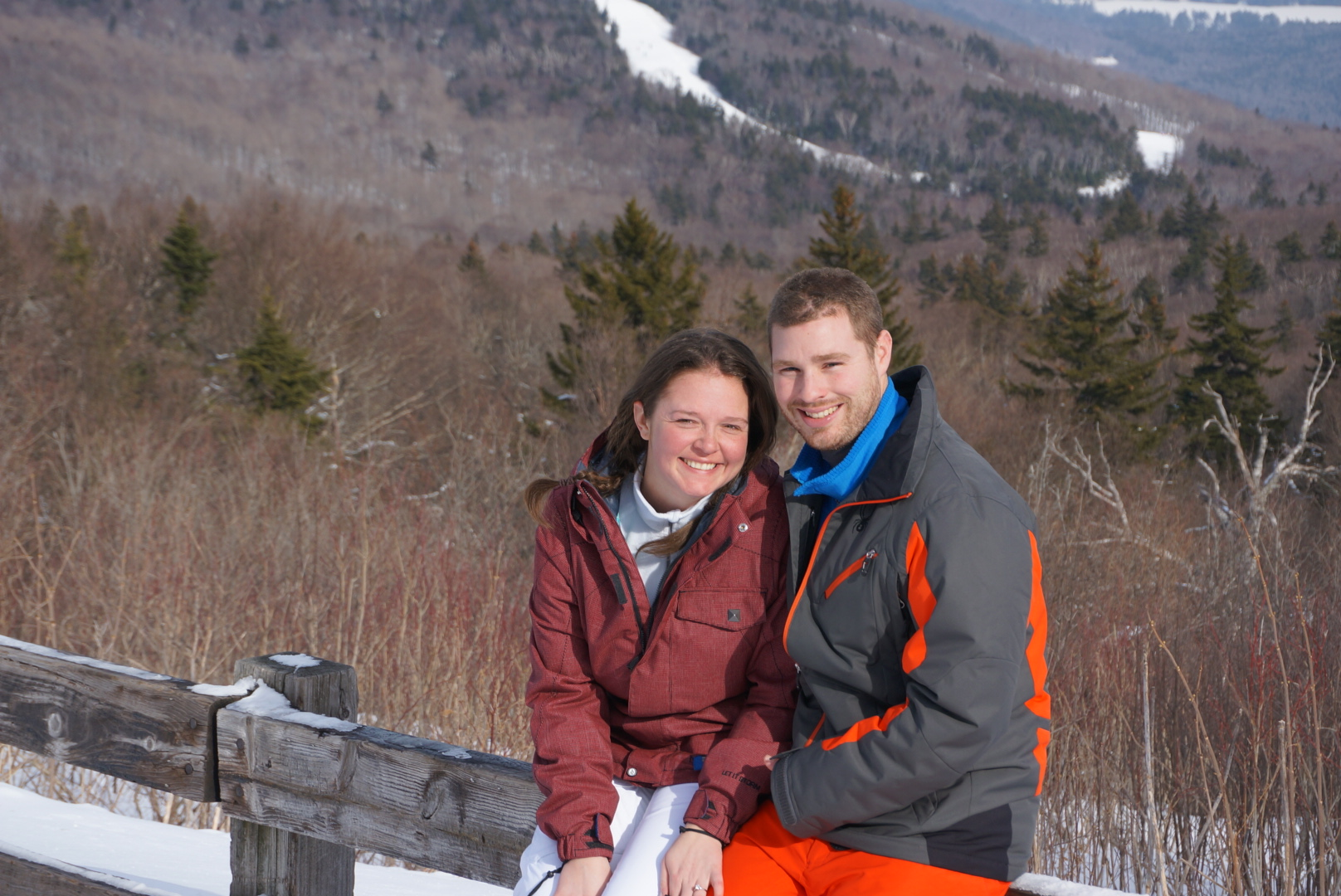 Image 13 of Sarah and Jimmy | The Perfect Mountaintop Proposal