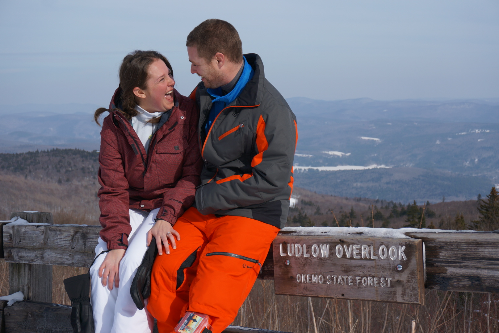 Image 14 of Sarah and Jimmy | The Perfect Mountaintop Proposal