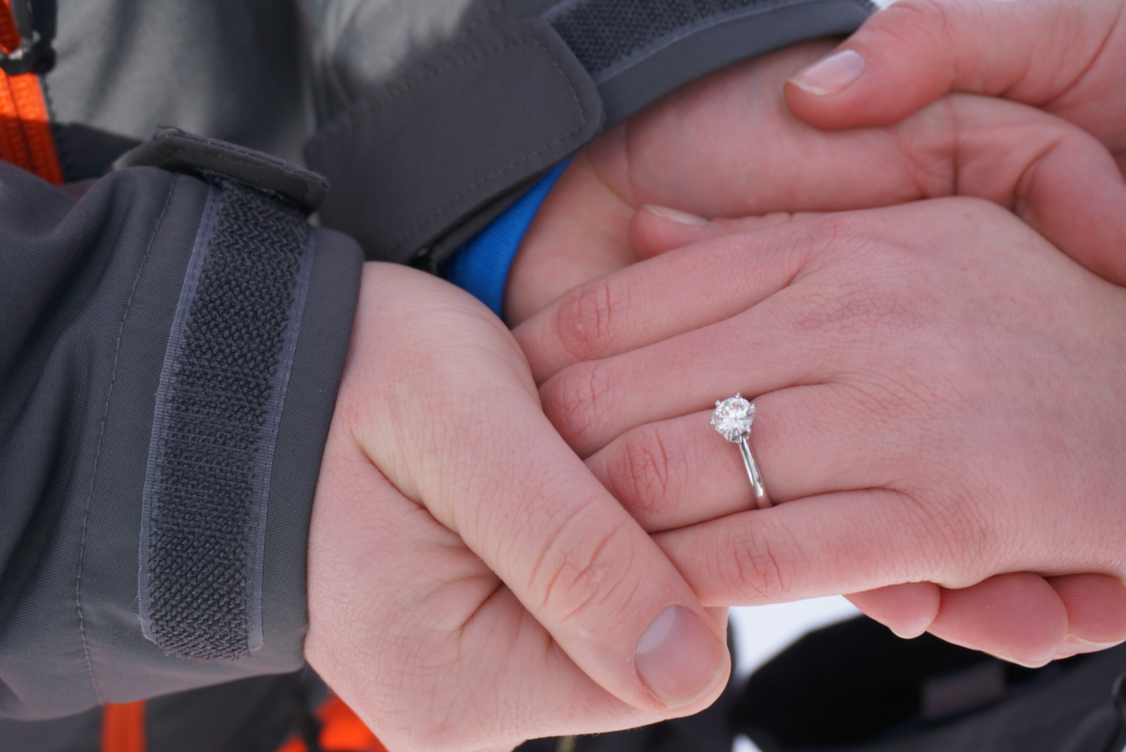 Image 16 of Sarah and Jimmy | The Perfect Mountaintop Proposal