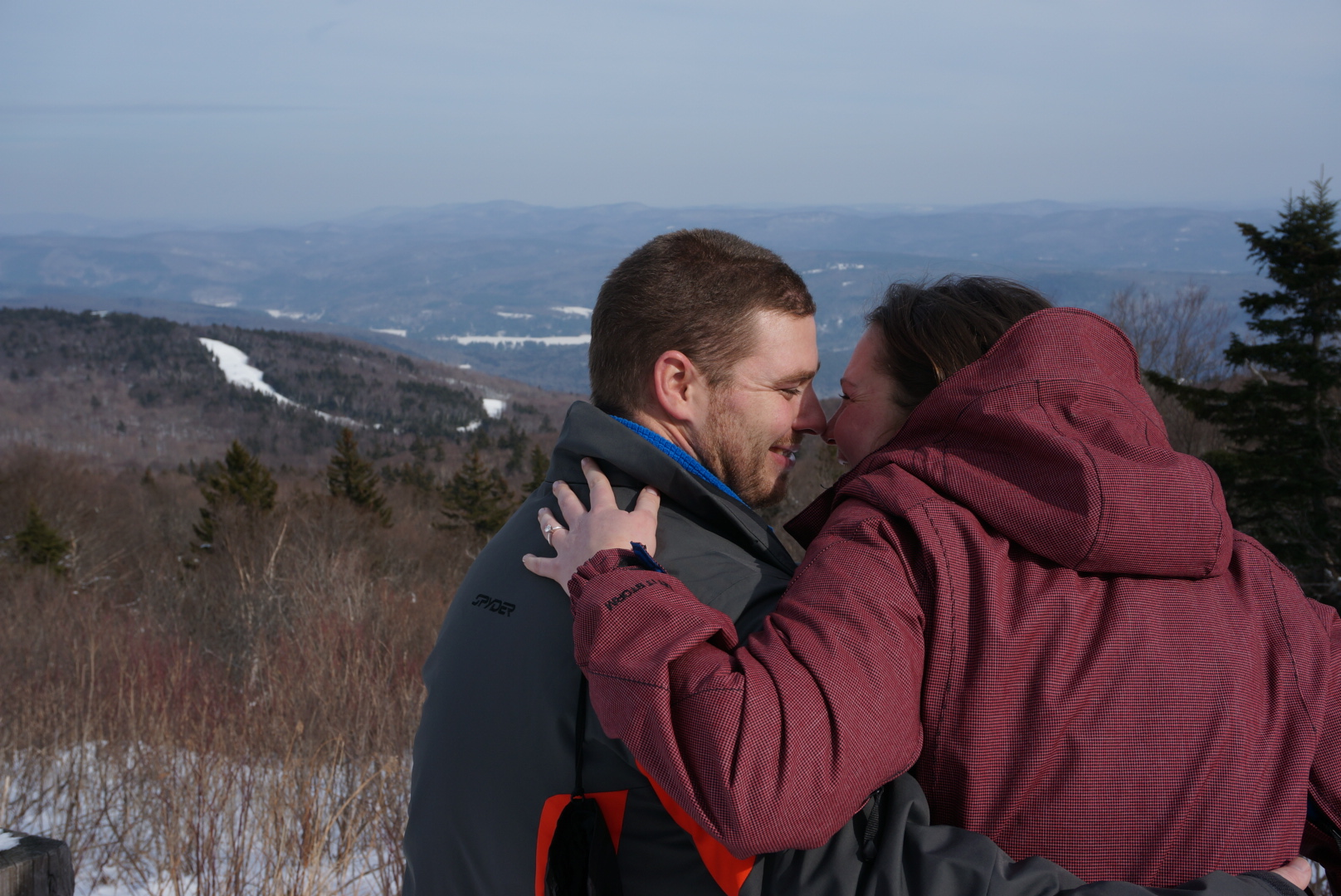 Image 18 of Sarah and Jimmy | The Perfect Mountaintop Proposal