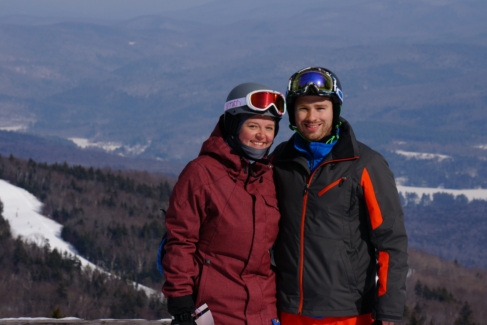 Image 3 of Sarah and Jimmy | The Perfect Mountaintop Proposal