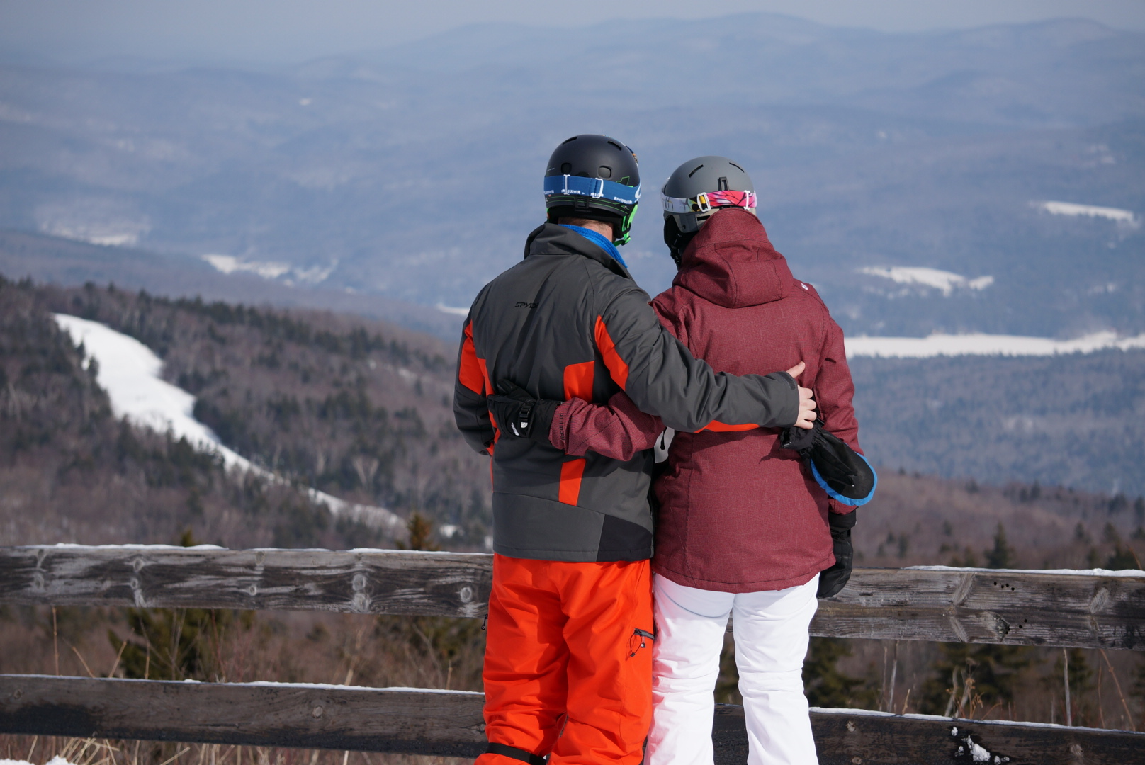 Image 1 of Sarah and Jimmy | The Perfect Mountaintop Proposal