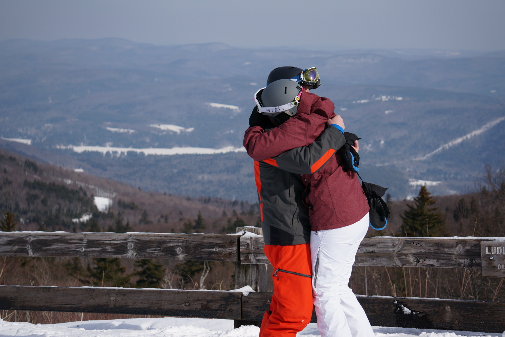 Image 6 of Sarah and Jimmy | The Perfect Mountaintop Proposal