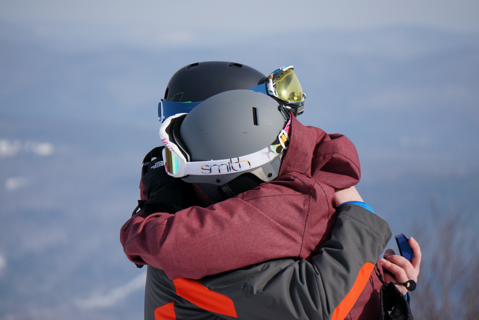 Image 7 of Sarah and Jimmy | The Perfect Mountaintop Proposal