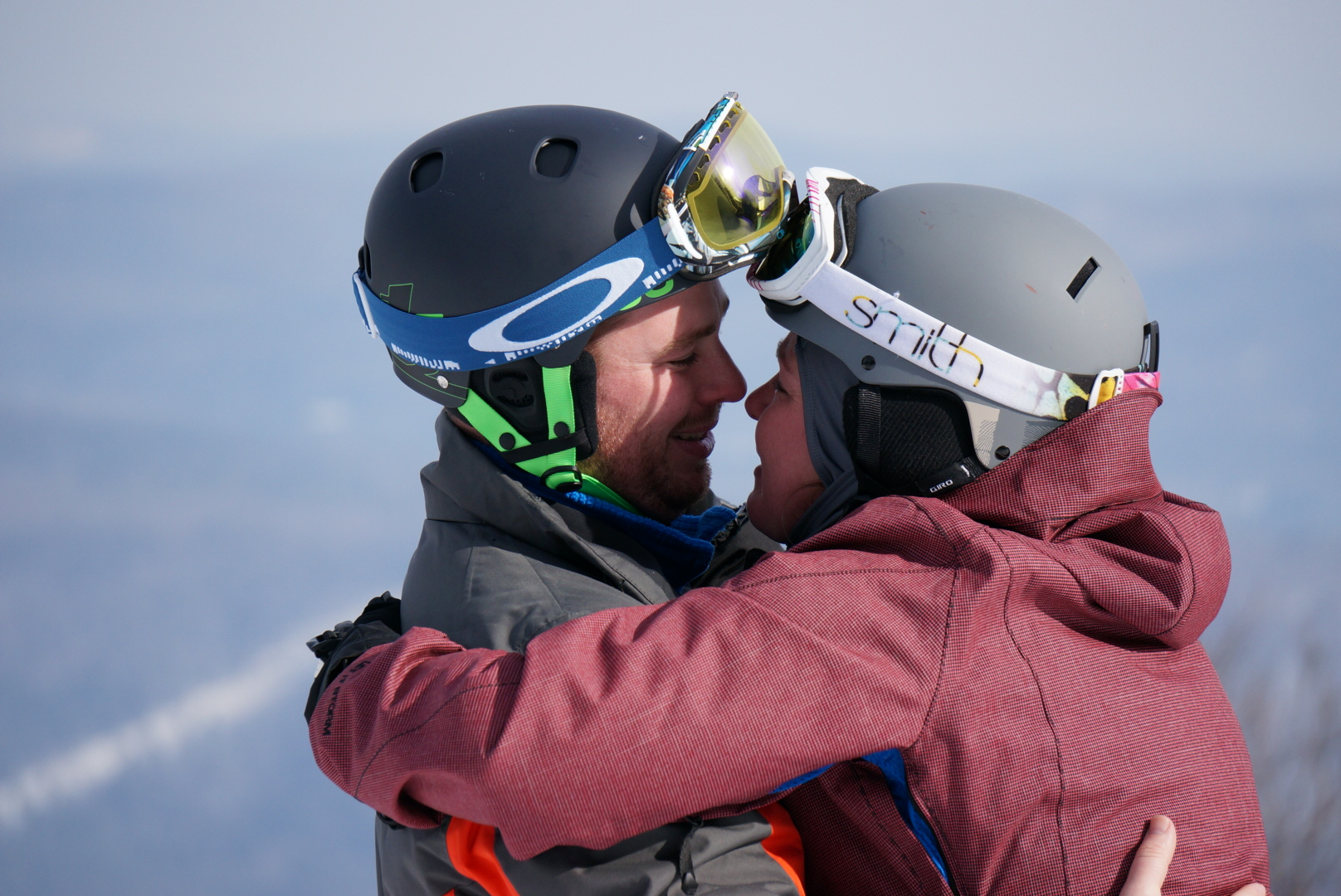 Image 8 of Sarah and Jimmy | The Perfect Mountaintop Proposal
