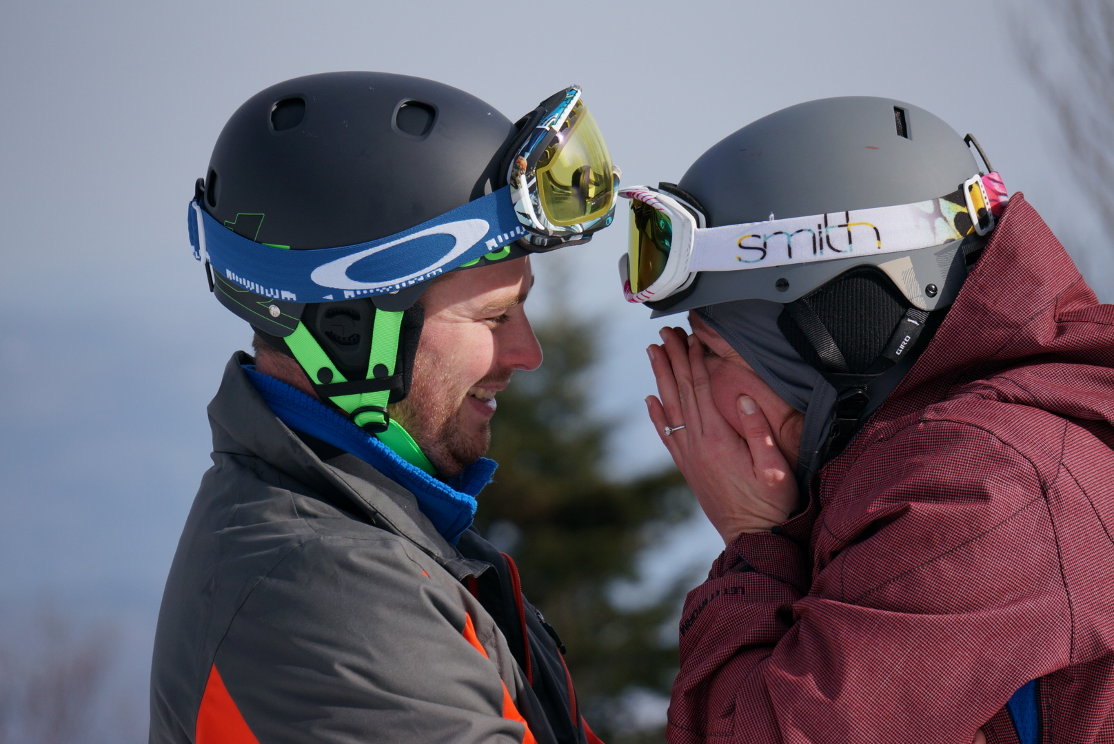 Image 10 of Sarah and Jimmy | The Perfect Mountaintop Proposal
