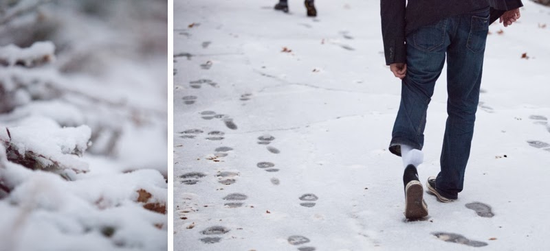 Image 10 of Josh and Natalie | Snowy Surprise Proposal