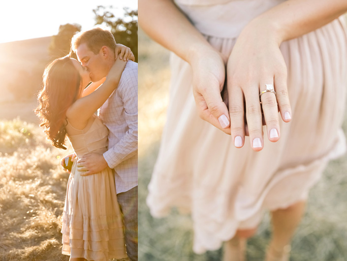 peach-colored-engagement-shoot-with-sunet
