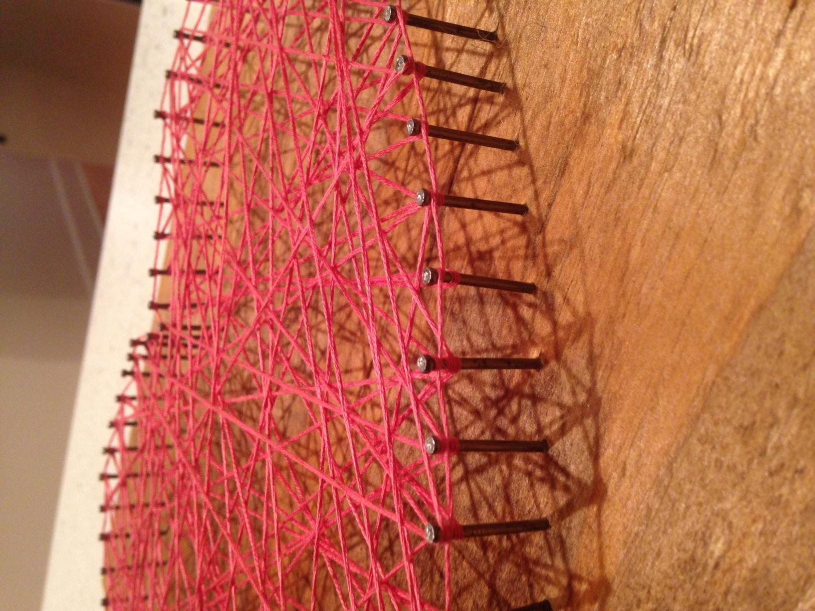 Image 3 of DIY String Heart
