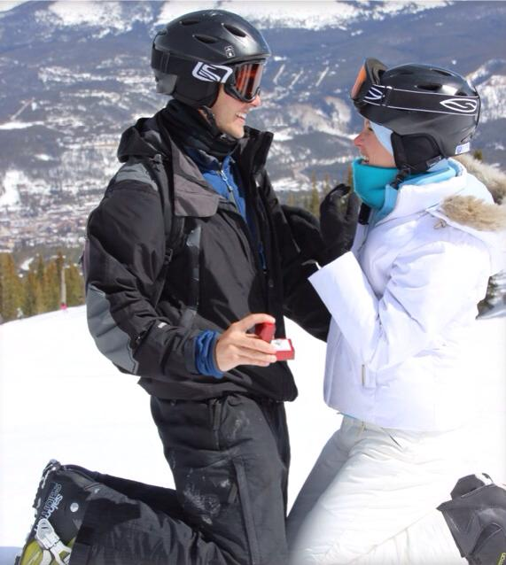 Image 2 of GoPro Captures Lesley and Jason's Proposal