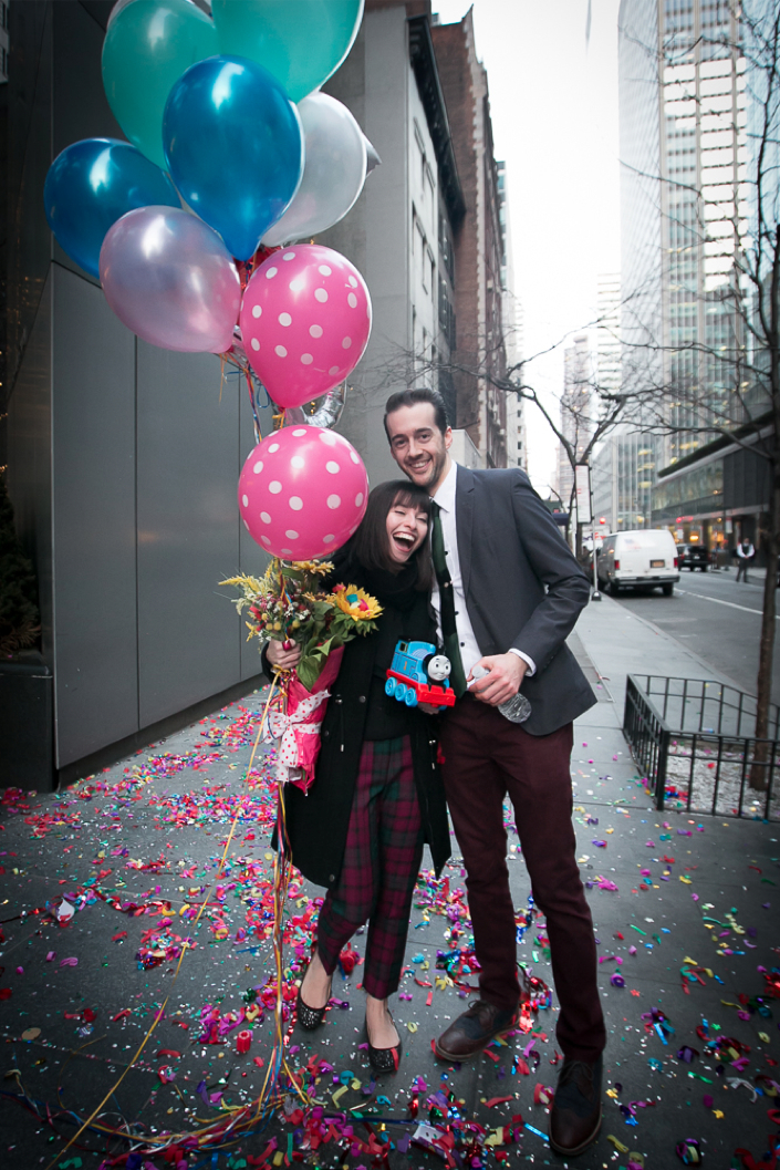 Image 1 of Nicole and Matt | Creative Toy Marriage Proposal