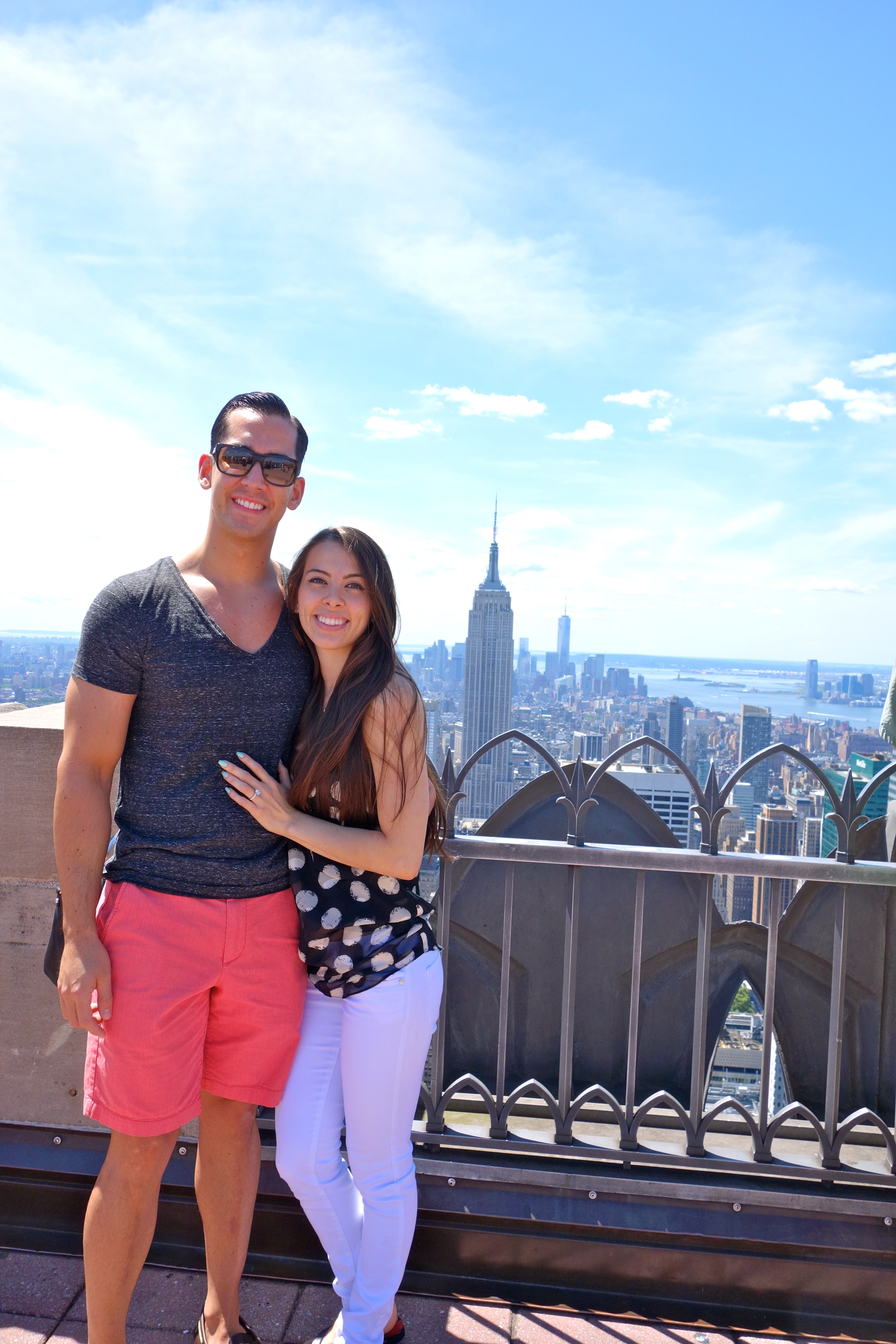 Image 10 of Shasling and David | Top of The Rock Proposal