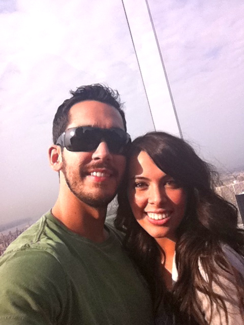 Image 5 of Shasling and David | Top of The Rock Proposal