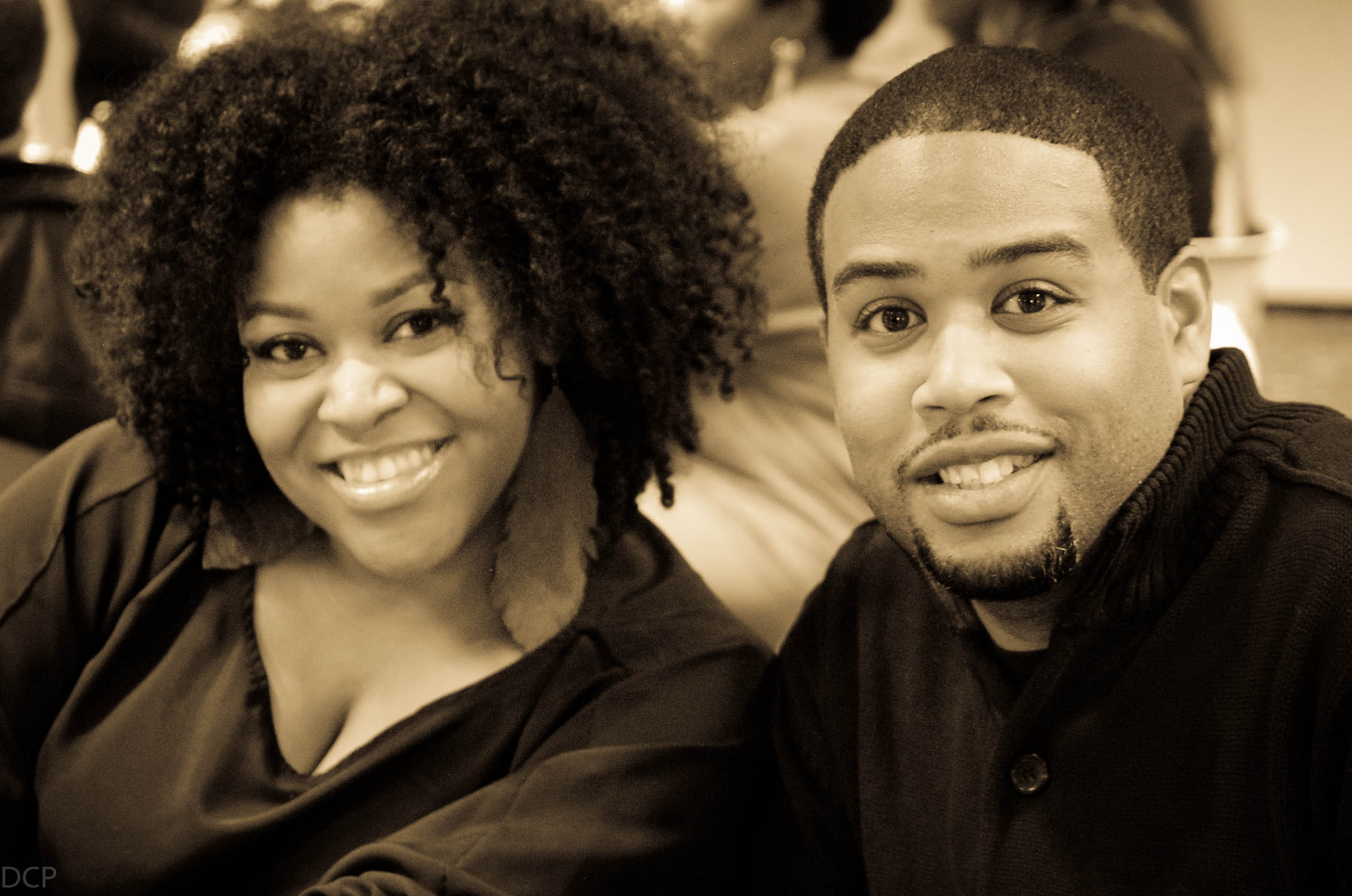 Image 2 of Letitia and Aaron